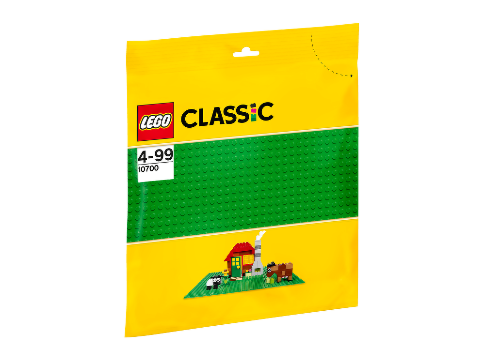 LEGO® Grüne Bauplatte 10700