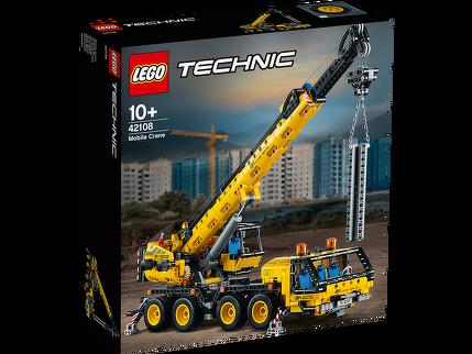 LEGO® Kran-LKW 42108