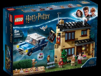 LEGO® Ligusterweg 4 75968