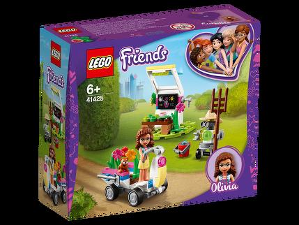 LEGO® Olivias Blumengarten 41425