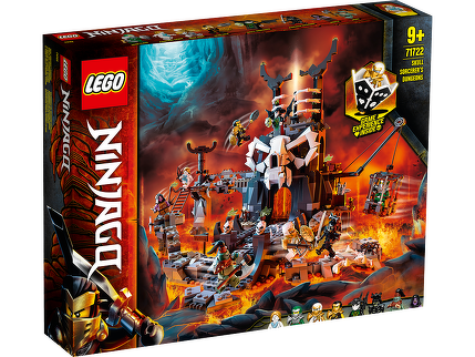 LEGO® Verlies des Totenkopfmagiers 71722