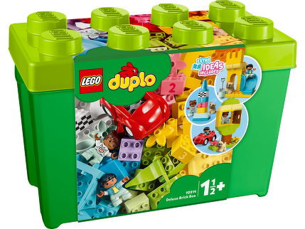 LEGO® DUPLO® Deluxe Steinebox