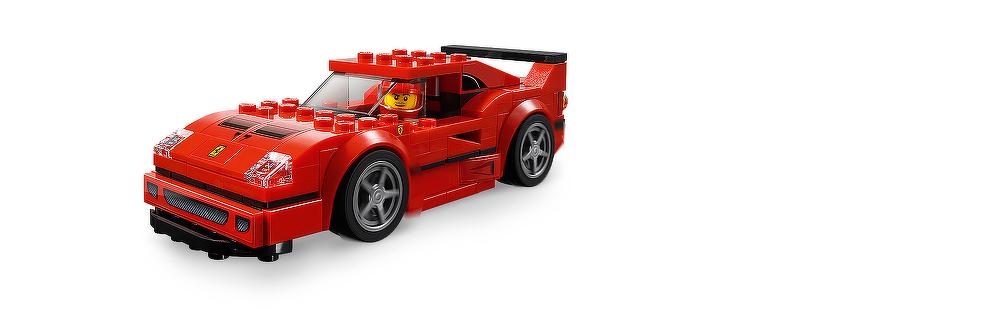 LEGO® Ferrari F40 Competizione 75890