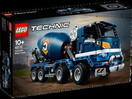 LEGO® Betonmischer-LKW 42112