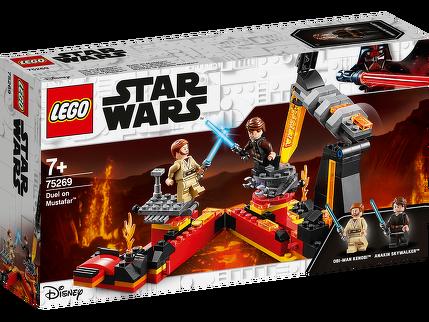 LEGO® Duell auf Mustafar™ 75269
