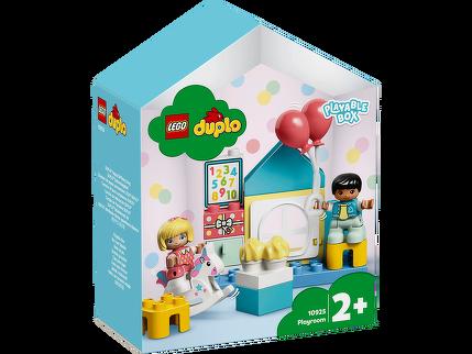 Spielzimmer-Spielbox