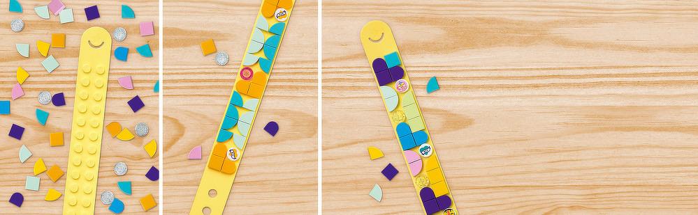 LEGO® Freundschaftsarmbänder Kreativset 41913