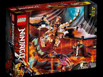 LEGO® Wus gefährlicher Drache 71718