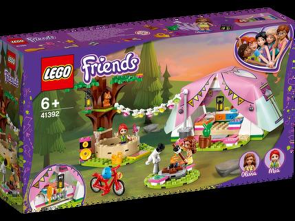 LEGO® Camping in Heartlake City 41392
