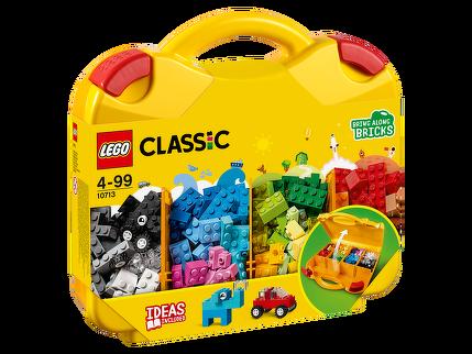 LEGO® Bausteine Starterkoffer - Farben sortieren 10713