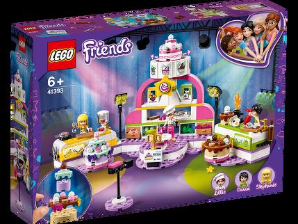 LEGO® Die große Backshow 41393