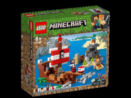 LEGO® Das Piratenschiff-Abenteuer 21152
