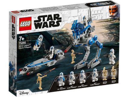 LEGO® Clone Troopers™ der 501. Legion 75280