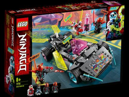 LEGO® Ninja-Tuning-Fahrzeug 71710