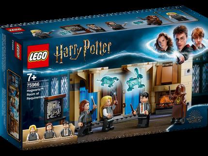 LEGO® Der Raum der Wünsche auf Schloss Hogwarts™ 75966