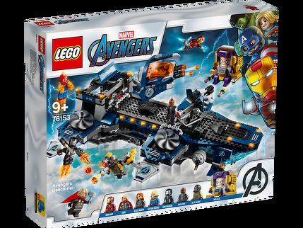 LEGO® Avengers Helicarrier 76153