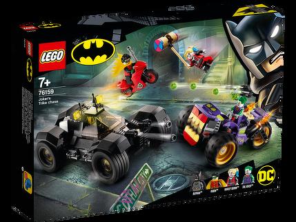 LEGO® Jokers™ Trike-Verfolgungsjagd 76159