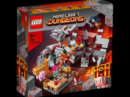 LEGO® Das Redstone-Kräftemessen 21163