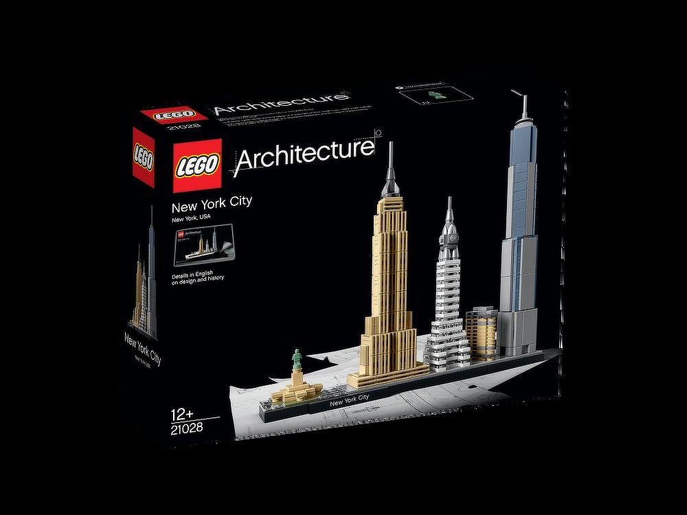 LEGO® New York City 21028