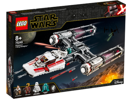 LEGO® Widerstands Y-Wing Starfighter™ 75249