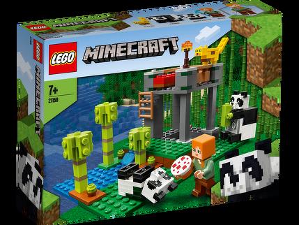 LEGO® Der Panda-Kindergarten 21158