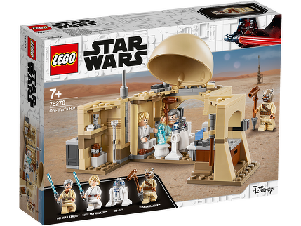 LEGO® Obi-Wans Hütte 75270