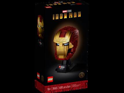 Iron Mans Helm