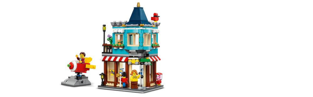 LEGO® Spielzeugladen im Stadthaus 31105