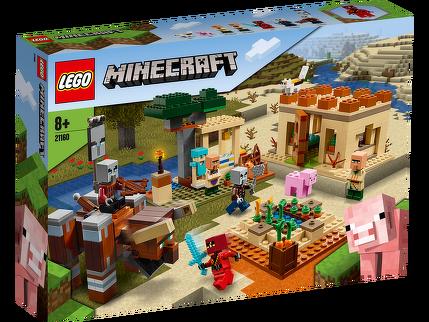 LEGO® Der Illager-Überfall 21160