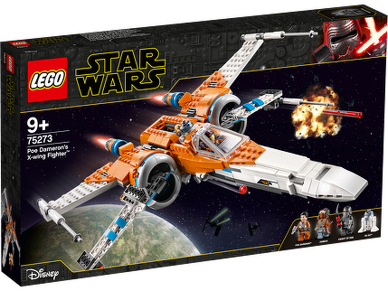 Poe Damerons X-Wing Starfighter™