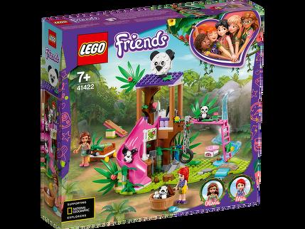 LEGO® Panda-Rettungsstation 41422