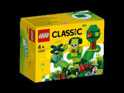 LEGO® Grünes Kreativ-Set 11007