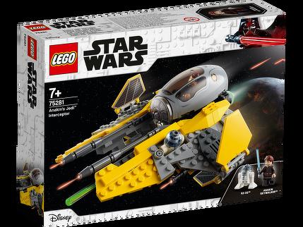 LEGO® Anakins Jedi™ Interceptor 75281