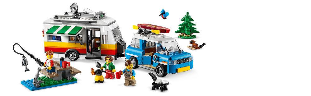 LEGO® Campingurlaub 31108