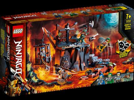 LEGO® Reise zu den Totenkopfverliesen 71717