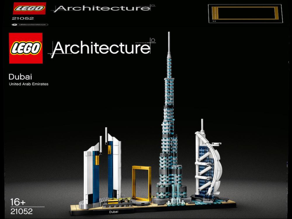 LEGO® Dubai 21052