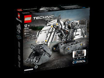 LEGO® Liebherr Bagger R 9800 42100