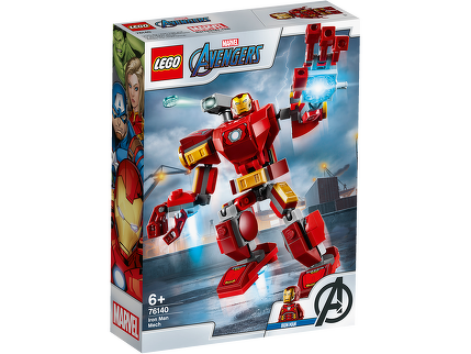 LEGO® Iron Man Mech 76140