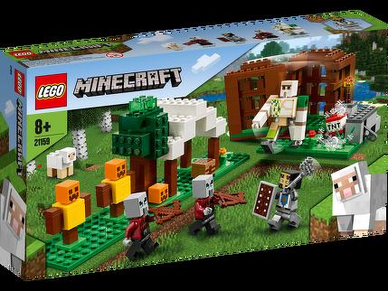 LEGO® Der Plünderer-Außenposten 21159