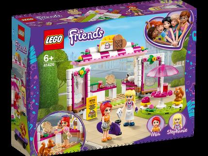 LEGO® Heartlake City Waffelhaus 41426