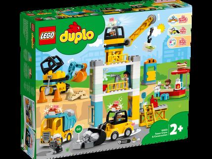 LEGO® Große Baustelle mit Licht und Ton 10933