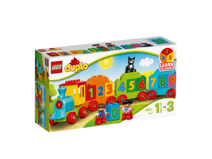 LEGO® Zahlenzug 10847