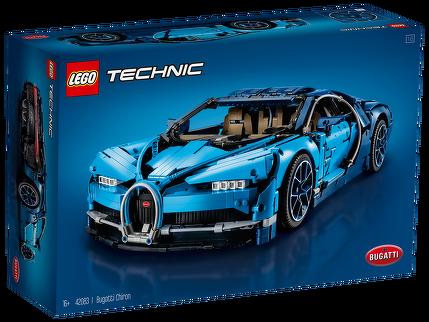 LEGO® Bugatti Chiron 42083