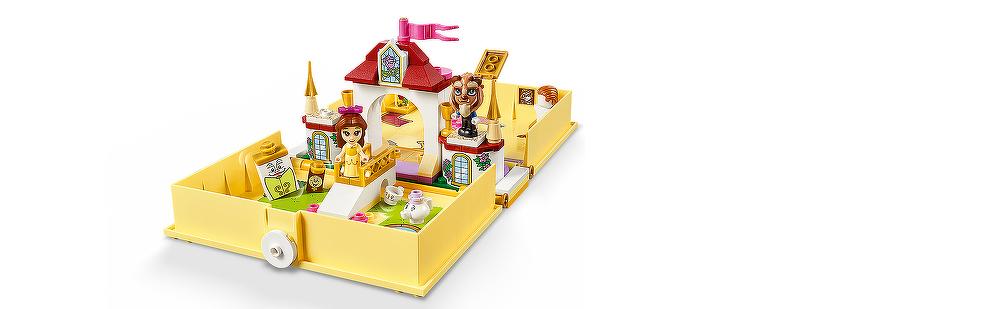 LEGO® Belles Märchenbuch 43177