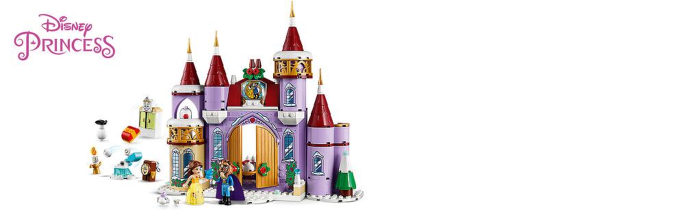 LEGO® Belles winterliches Schloss 43180