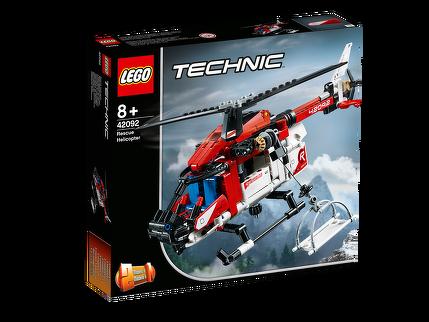 LEGO® Rettungshubschrauber 42092