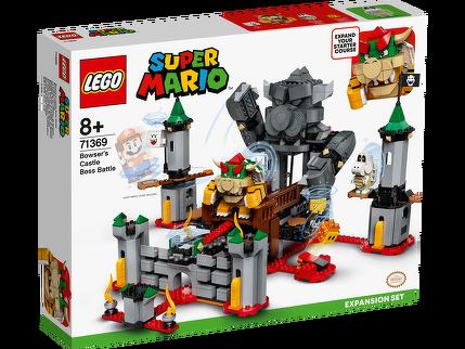 LEGO® Bowsers Festung – Erweiterungsset 71369
