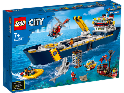 LEGO® Meeresforschungsschiff 60266