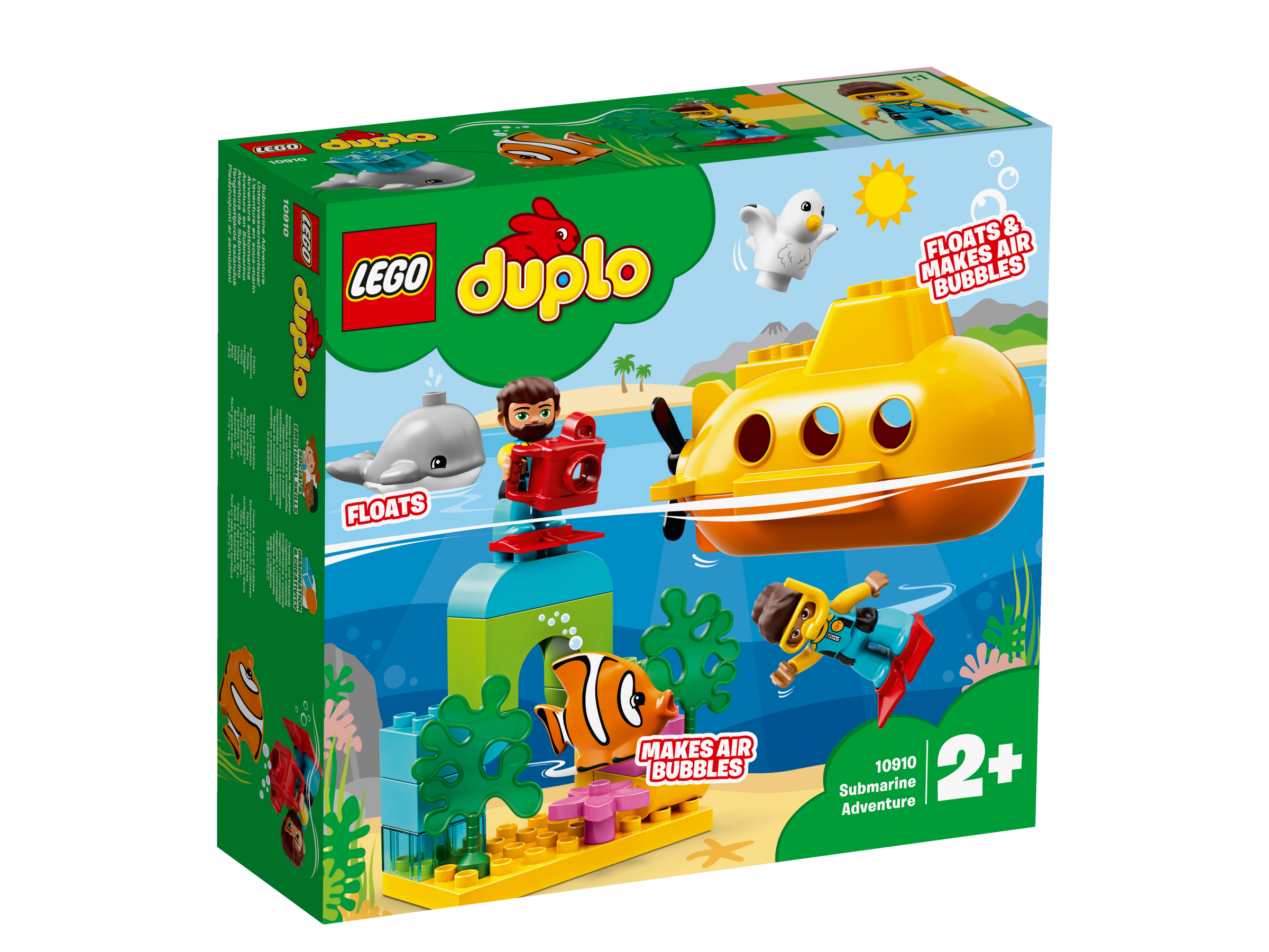 LEGO® U-Boot-Abenteuer 10910